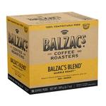 Balzac's Coffee Roasters Balzac's Blend Coffee Pods - Marble Roast Bold-Balanced 18 Count   628614001819