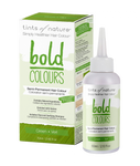 Tints of Nature Bold Colour - Semi-Permanent Hair Colour 70mL - Bold Green | 704326427014
