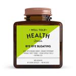 Well Told Health Bye Bye Bloating 480mg 60 Vegan Capsules | 628110105264