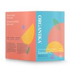 Organika Instant C Effervescent with Stevia 1000mg - Peach Mango Flavour   620365030766