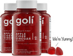 Goli Nutrition Apple Cider Vinegar Gummy - 60 Gummies | 627987249637