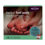 Relaxus Herbal Foot Pads 14 Patches + Adhesive Sheets - Detox |628949057925