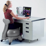 Relaxus Fit Ball Chair   MPN: L9071