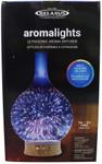 Relaxus Aromalights Ultrasonic Aroma Diffuser Multi-Color |