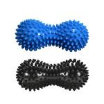 Relaxus Acu Reflex Massage Rollers Black & blue   REL-703521