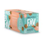 Organika FAV Keto Mini Cookies - Snickerdoodle 30g x 12 Sachets | 620365030841