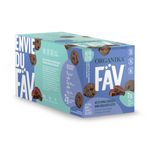 Organika FAV Keto Mini Cookies - Double Chocolate 30g x 12 Sachets | 620365030926