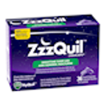 ZZZQuil Nighttime Liquidcaps Sleep-Aid  36 Liquid Capsules | 056100075080