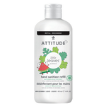 Attitude Little Leaves Hand Sanitizer Watermelon & Coconut Refill 473ml | 626232114171