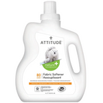Attitude Nature+ Fabric Softener Citrus Zest 2L (80 Loads) | 626232121827