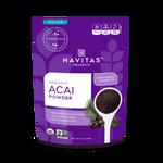 Navitas Organics Organic Acai Powder 113 Grams | 858847000291