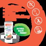 Boiron Cough Stodal Sugar Free Syrup 200 mL | 774016823518 | Benefits