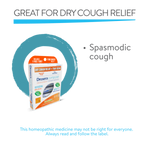 Boiron Dry Cough Relief Drosera Compose 3 x 4g Tubes | 774016837140 | Symptoms