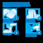 Boiron Minor Eye Irritation Relief Optique1 - 30 Single Use Doses of 0.4mL   774016840942   Adminster