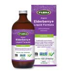 Flora Health Organic Elderberry+ Liquid Formula Cold & Flu 500ml | 061998028063 | 02806