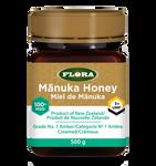 Flora Health Manuka Honey MGO 100+/5+ UMF 500g | 061998030233