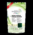 Flora Health Gandalf Spirulina Organic Spirulina Powder 150g  878718004234
