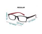 Spektrum Glasses Prospek Anti-Blue Light Glasses Pro -Regular | 642419616344 | 12564241-1