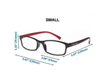 Spektrum Glasses Prospek Anti-Blue Light Glasses Pro -Small | 628055559115 | 12564242-1