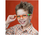 Spektrum Glasses Prospek Anti-Blue Light Glasses Kids - Action Star | 12564271-1 | 628055559054