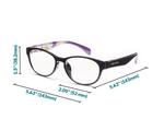 Spektrum Glasses Prospek Anti-Blue Light Glasses - CatEyes | 641606973314 | 12564247-1