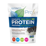 Profi Complete Plant-Based Protein Powder Pouch Cookies & Cream 12 x 28g | 628055735212