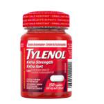 Tylenol Extra Strength 500 mg 150 Caplets   062600142290