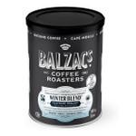 Balzac's Coffee Roasters Ground Coffee Winter Blend Marble Roast Fairtrade Organic 340g | 628614003301