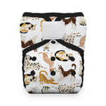 Thirsties Natural One Size Hook and Loop Pocket Diaper - Pawsitive Pals | 840015772130