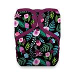 Thirsties One Size Snap Pocket Diaper -  Floribunda   816905026072