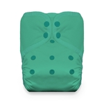 Thirsties One Size Snap Pocket Diaper - Seafoam | 840015710118