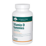 Genestra Vitamin D Gummies - Natural Raspberry Flavour 100 Gummies | 883196156115