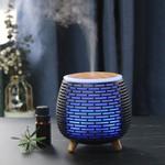 Lasting Naturals Wood Aromatherapy Diffuser  - Black