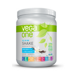 Vega One All In One Nutritional Shake Small Tub French Vanilla | 838766105291
