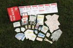Easy Care First Aid All Purpose First Aid Kit    Content Inside Kit Image