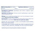 Pure Encapsulations Quercetin 120 Capsules | Ingredients