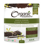 Organic Traditions Vanilla Powder 100g | 627733004756