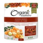 Organic Traditions Golden Berries 227g   627733002608