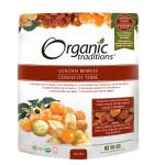Organic Traditions Golden Berries 454g   627733002615