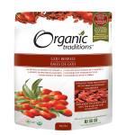 Organic Traditions Goji Berries 454g   627733002516