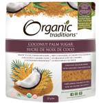 Organic Traditions Coconut Palm Sugar 227g | 627733010801