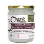 Organic Traditions Raw Coconut Oil 500 mL | 627733005005