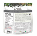 Organic Traditions Dark Milled Chia Seeds 227 grams   627733006248