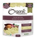 Organic Traditions Cacao Butter 227g | 627733002059