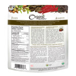 Organic Traditions Dark Chocolate Covered Almonds with Chili 227 g   627733007078