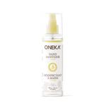 Oneka Hand Sanitizer Lemon 180mL   874244001341