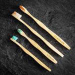 OLA Bamboo Pet Toothbrush   628110814388, 628110814395