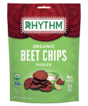 Rhythm Superfoods Organic Beet Chips - Pickled 40g | 829739500793