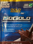 Sample PVL ISO Gold Chocolate 32g