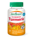 Jamieson Gummies Turmeric - Mango Orange 60 Gummies | 064642094490